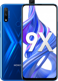 Смартфон Honor 9X 4/128Gb (blue) RU