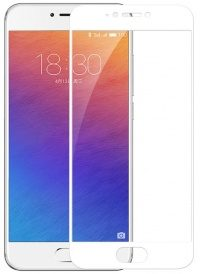 Стекло Meizu M5 0.33мм Full Screen White