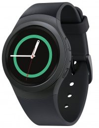 Умные часы Samsung Gear S2 R720 (dark gray)