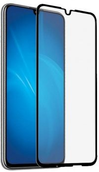 Стекло Honor 10 Lite Full Glue (black)