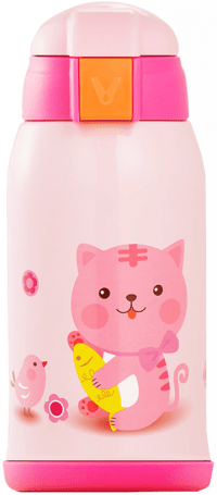 Детский термос Xiaomi Viomi Children Vacuum Flask 590 ml (rose)