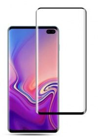 5D стекло для Samsung Galaxy S10+ (black)