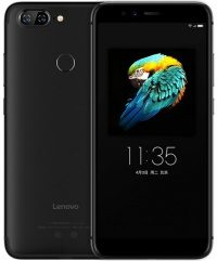 Смартфон Lenovo S5 4/64Gb (black)