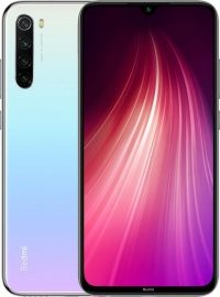 Смартфон Xiaomi Redmi Note 8T 4/128Gb (white) EU