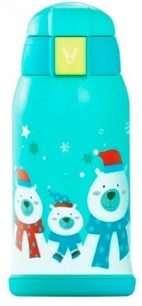 Детский термос Xiaomi Viomi Children Vacuum Flask 590 ml (blue)