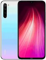 Смартфон Xiaomi Redmi Note 8 4/128Gb (white) EU