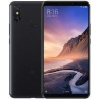 Смартфон Xiaomi Mi Max 3 4/64Gb (black) EU