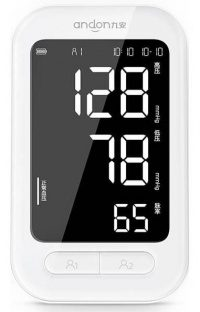 Тонометр Xiaomi Andon Smart Blood Pressure Monitor KD 5907 (white)