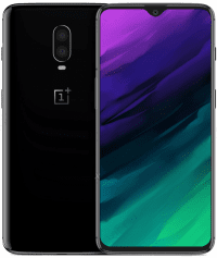 Смартфон OnePlus 6T 8/128Gb (mirror black)