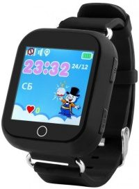 Smart Baby Watch GW200s (black)