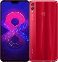 Смартфон Honor 8X 4/64Gb (red) US