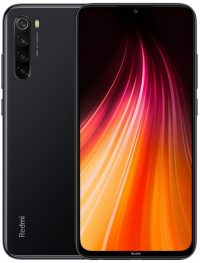 Смартфон Xiaomi Redmi Note 8 4/64Gb (black)