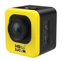 Видеокамера SJCAM M10 Cube Mini (yellow)