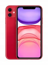 Смартфон Apple iPhone 11 64Gb (red)