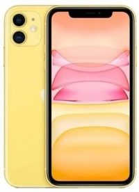 Смартфон Apple iPhone 11 128Gb (yellow)
