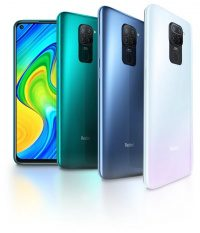Смартфон Xiaomi Redmi Note 9 3/64Gb (grey) EU