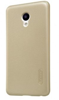 Накладка Nillkin Super Frosted Xiaomi Redmi 4 (gold)
