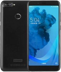 Смартфон Lenovo K320T 2/16Gb (black)