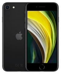 Смартфон Apple Iphone SE (2020) 64Gb (black)