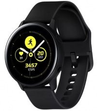Умные часы Samsung Galaxy Watch Active (black)