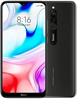 Смартфон Xiaomi Redmi 8 3/32gb (black) EU