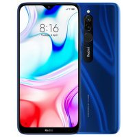 Смартфон Xiaomi Redmi 8 4/64gb (blue)