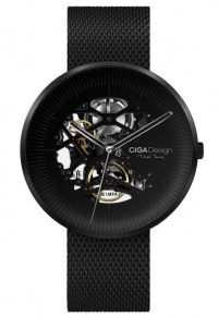 Механические часы Xiaomi CIGA Design Mechanical (black)
