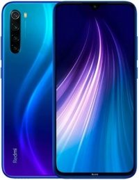 Смартфон Xiaomi Redmi Note 8 4/64Gb (blue) EU
