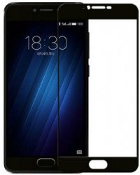 3D Стекло Meizu M5s Full screen (black)
