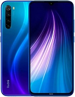 Смартфон Xiaomi Redmi Note 8T 4/128Gb (blue) EU