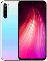 Смартфон Xiaomi Redmi Note 8 4/64Gb (white) EU