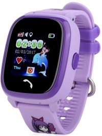 Smart Baby Watch GW400s (purple)