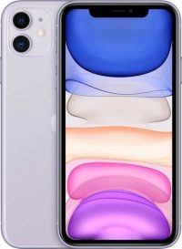 Смартфон Apple iPhone 11 128Gb (purple)
