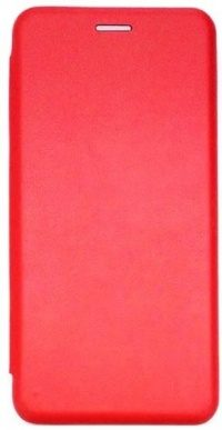 Чехол-книжка для Xiaomi RedMi Note 7 Fashion Case 3D (red)