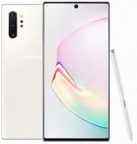 Смартфон Samsung Galaxy Note 10+ 12/256Gb (aura glow)