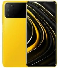 Смартфон Xiaomi Poco M3 4/128Gb (yellow) RU