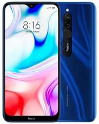 Смартфон Xiaomi Redmi 8 4/64gb (blue) EU