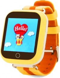 Smart Baby Watch GW200s (orange)