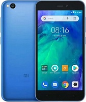 Смартфон Xiaomi Redmi Go 1/16Gb (blue) EU