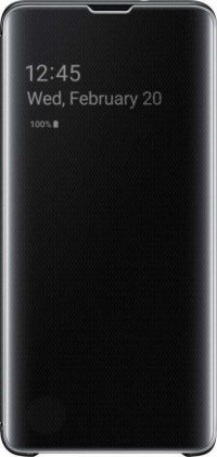 Чехол (флип-кейс) Samsung для Samsung Galaxy S10e Clear View Cover (black)